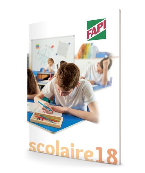 Catalogue Scolaire 2018