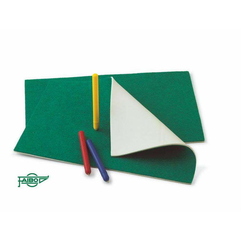 FELT PAD WITH RUBBER