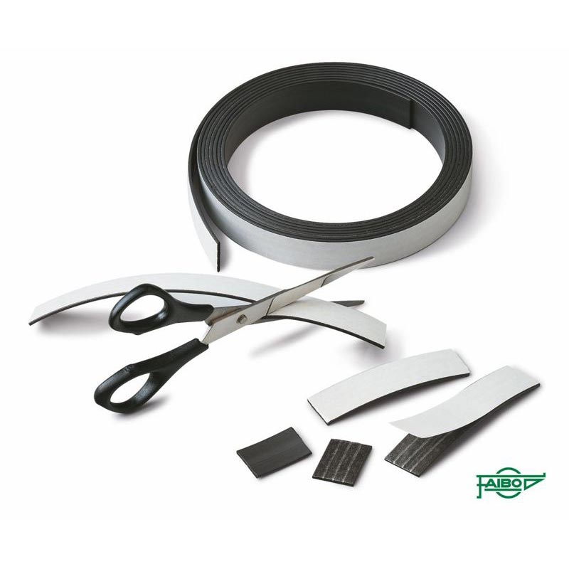 ADHESIVE MAGNETIC STRIPS