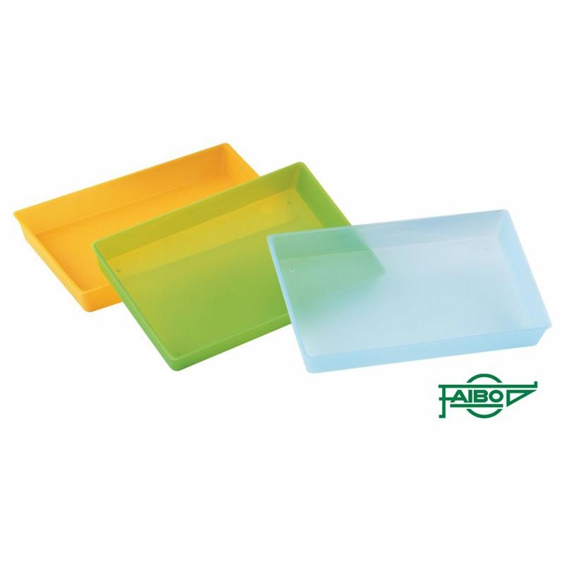 FLUORESCENT CONICAL TRAYS