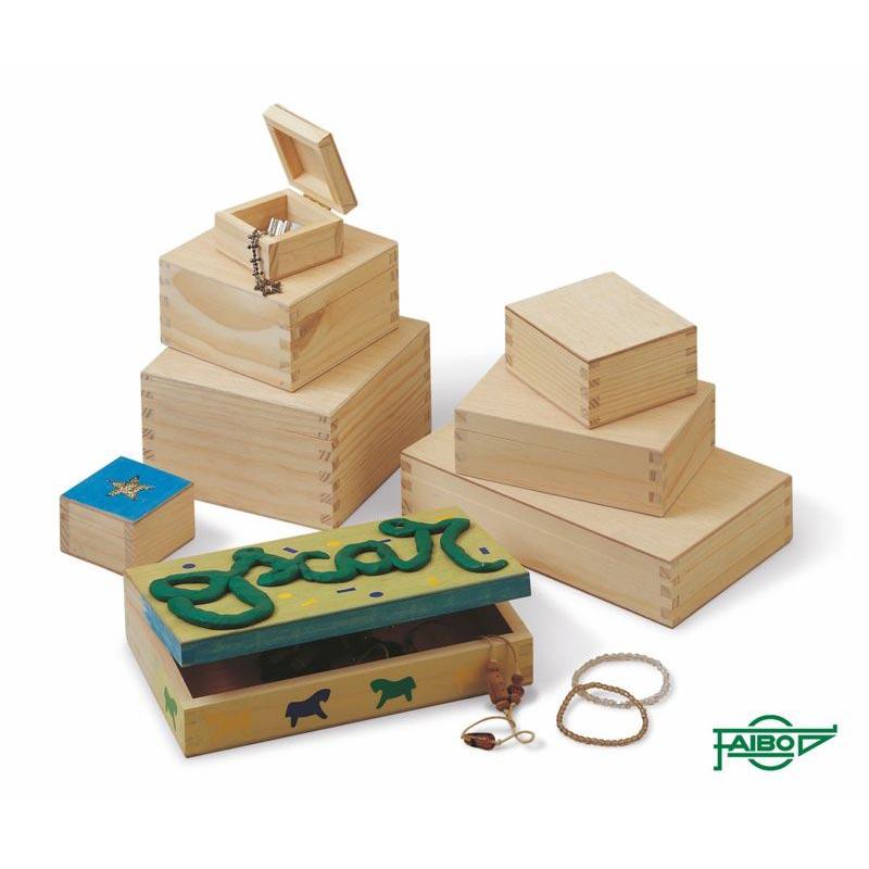 Plumiers y cajas de madera fapi for Cajas de madera aki