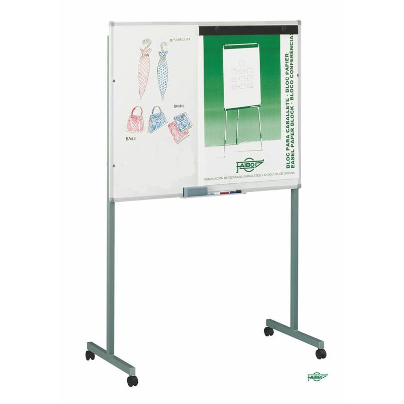 WHITE BOARDS WITH METALLIC HOLDING GUARANTEE 10 YEARS