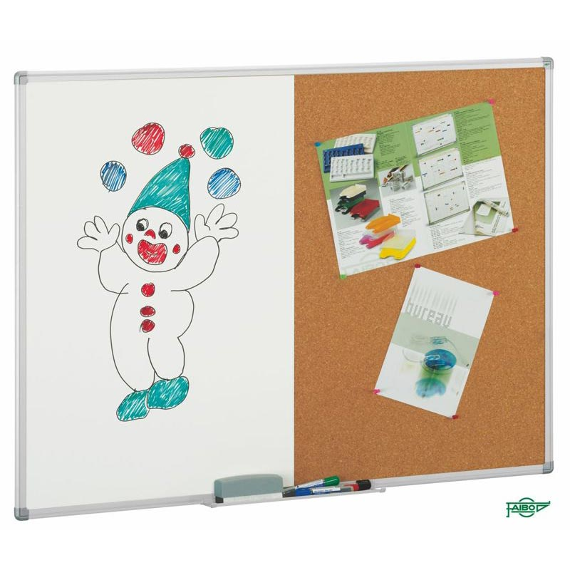 WHITE BOARDS DOBLE-USE