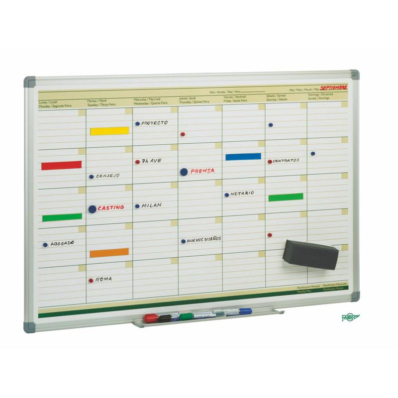 MONTHLY PLAN BOARD