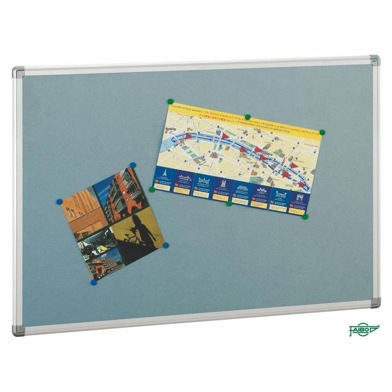 STRONG INNER PLATE  CLOTH COVERED CORK BOARDS